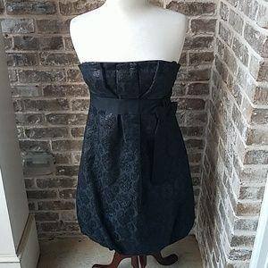 NWT! BCBG Maxazria Silk Little Black Dress